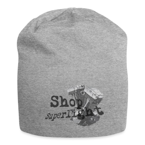 ShopSuperlight Logo stor - Jersey-Beanie