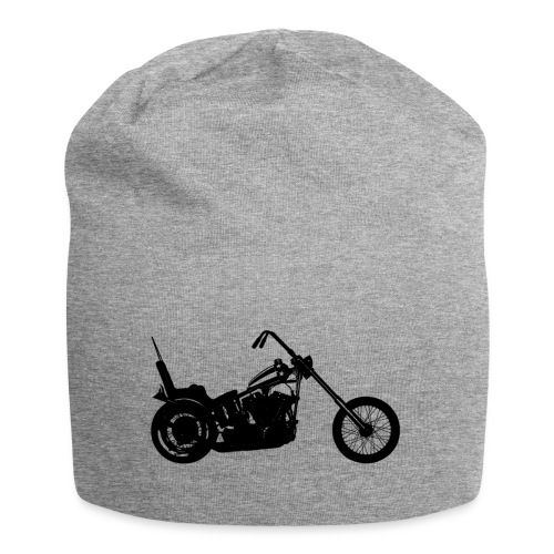 Chopper - sort - Jersey-Beanie