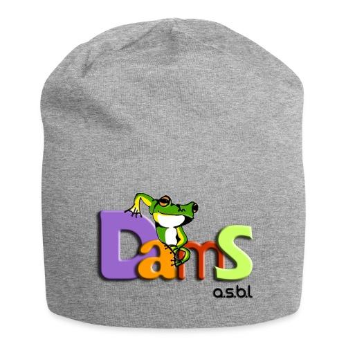 DAMS asbl - Bonnet en jersey