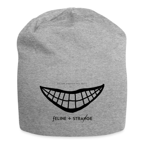 Sit and Breathe and Smile by Feline&Strange - Jersey-Beanie