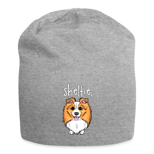 Sheltie Dog Cute 5 - Jersey Beanie