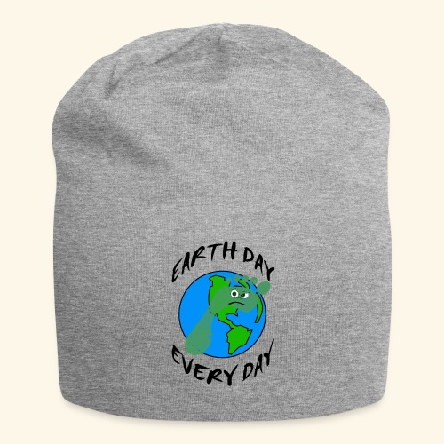 Earth Day Every Day - Jersey-Beanie