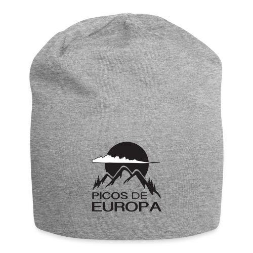 Picos de Europa - Gorro holgado de tela de jersey