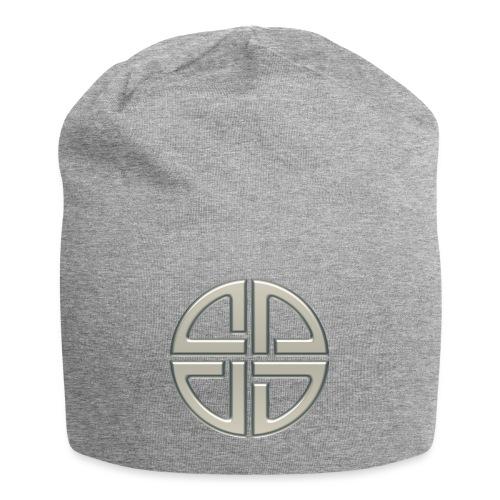 Schildknoten, Keltischer Knoten, Thor Symbol - Jersey-Beanie