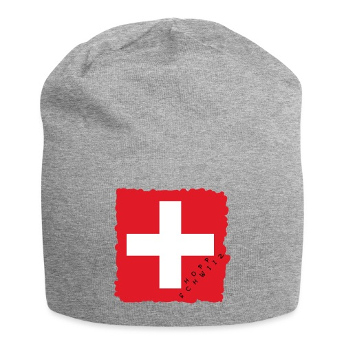 Schweiz 21.1 - Jersey-Beanie