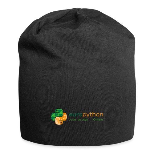 EuroPython 2020 - Color Logo - Jersey Beanie