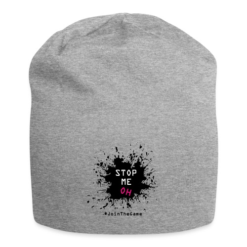 Stop me oh - Jersey Beanie