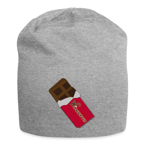 The Wonkeys Chocolate Edition - Beanie in jersey