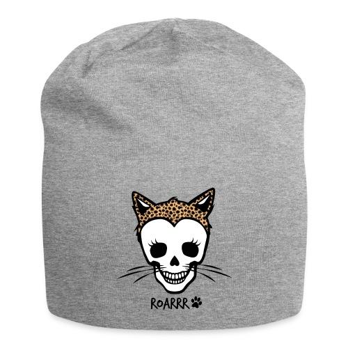 Wild-Katzen-Liebe - Jersey-Beanie
