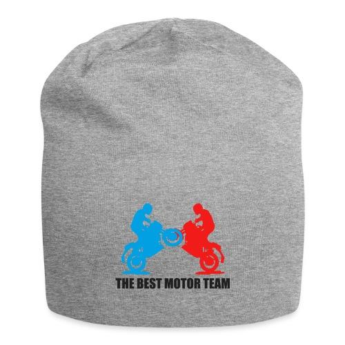 Najlepszy zespół motocyklistów - Czapka krasnal z dżerseju