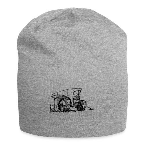 Futuristic design tractor - Jersey Beanie
