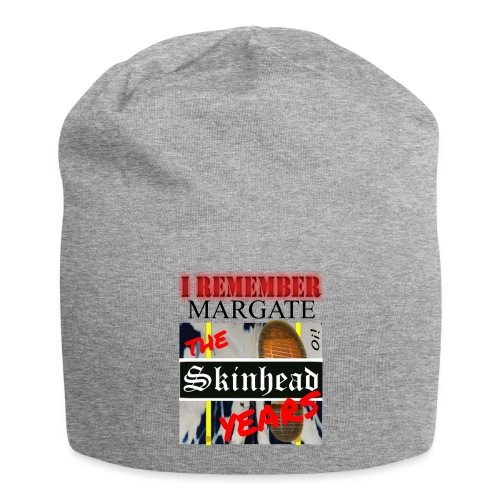 REMEMBER MARGATE - THE SKINHEAD YEARS 1980's - Jersey Beanie