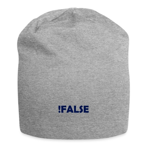 !False - Jersey-Beanie
