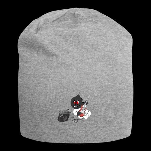 logo guitar - Bonnet en jersey