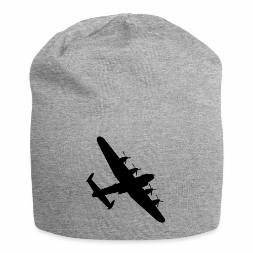 Bomber Plane - Beanie in jersey