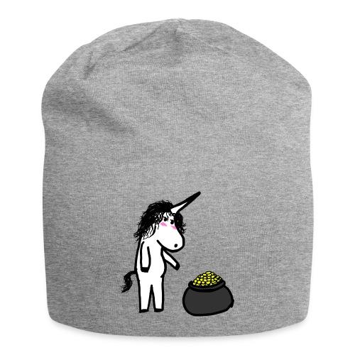 Oro unicorno - Beanie in jersey