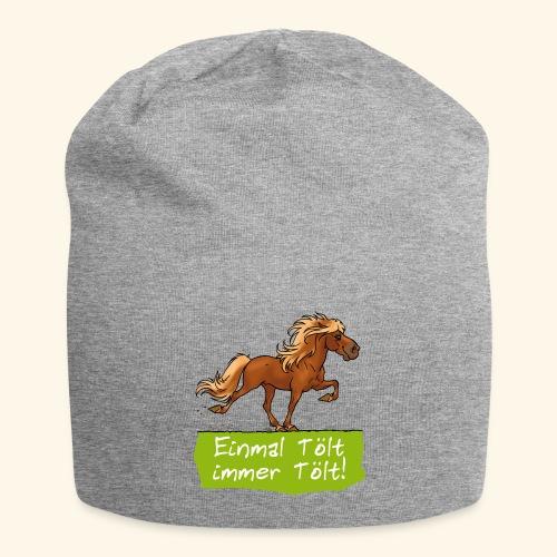 Island Pferd Tölt - Bonnet en jersey