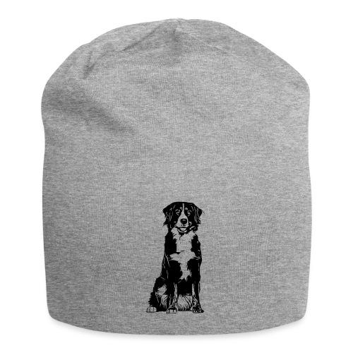 Berner Sennenhund Hunde Design Geschenkidee - Jersey-Beanie
