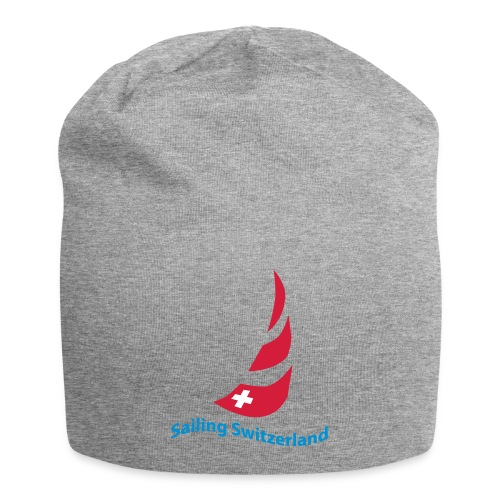 logo sailing switzerland - Jersey-Beanie