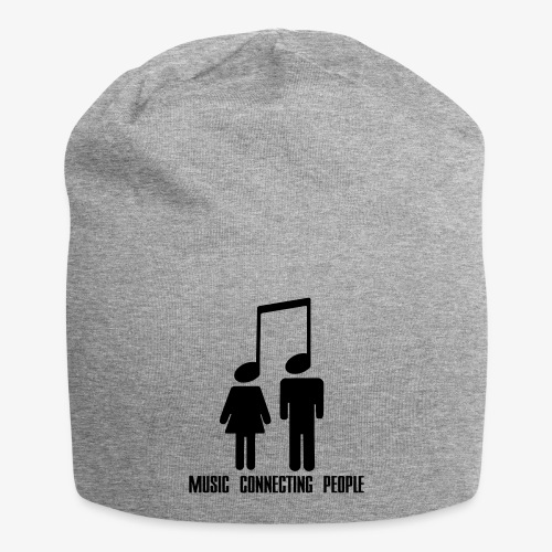 Music Connecting People - Jersey-Beanie