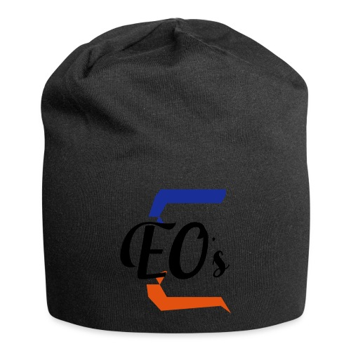 Logo peter - Bonnet en jersey