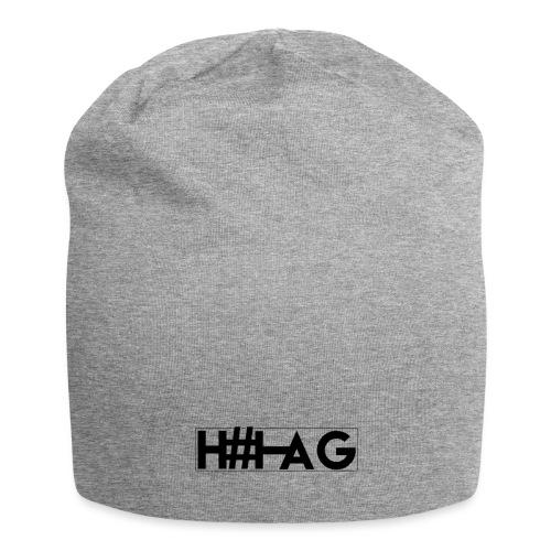 LOGO H#TAG - Bonnet en jersey