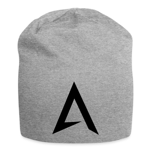 alpharock A logo - Jersey Beanie