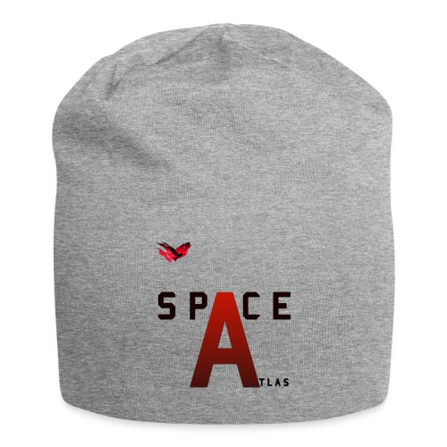 Space Atlas Baseball Long Sleeve Capital A - Jersey-Beanie