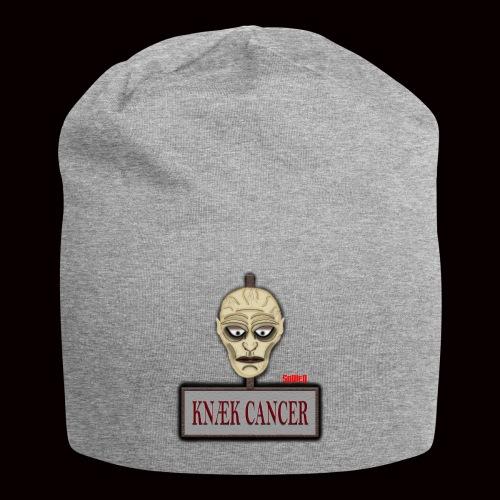 Knæk Cancer Kollektion ! - Jersey-Beanie
