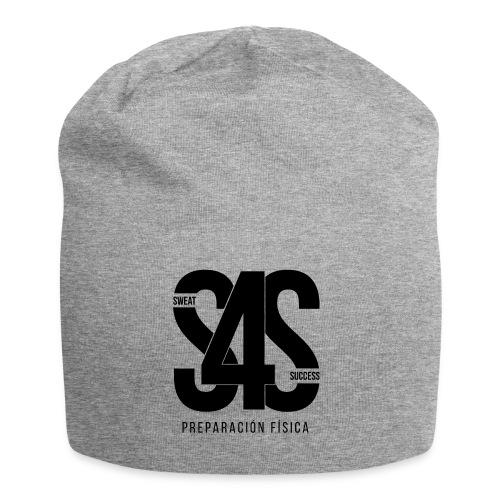 Logo Iniciales Sweat4Success - Gorro holgado de tela de jersey