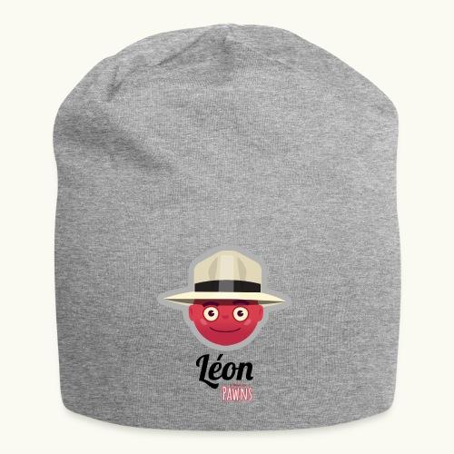 Leon (Le Monde des Pawns) - Bonnet en jersey