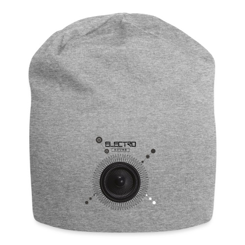 Electro Sound - Beanie in jersey