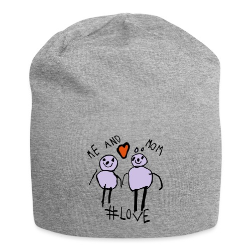 Me and Mom #Love - Jersey Beanie