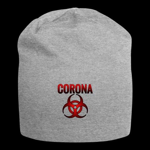 Corona Virus CORONA Pandemie - Jersey-Beanie