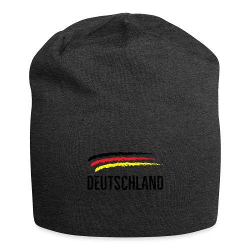 Deutschland, Flag of Germany - Jersey Beanie