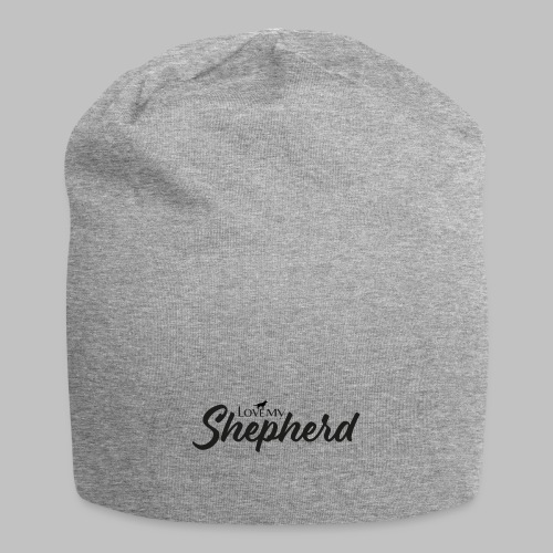 LOVE MY SHEPHERD - Black Edition - Dog Lover - Jersey-Beanie