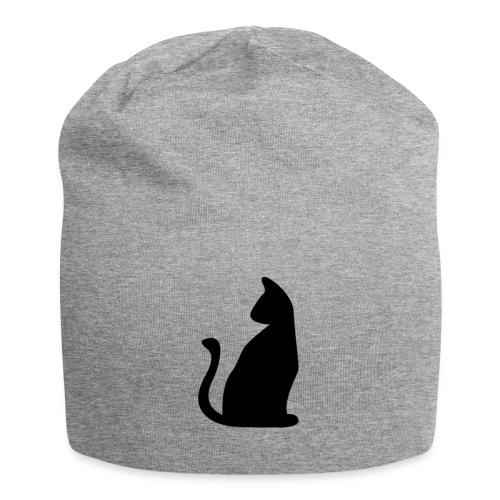 Cat - Jersey Beanie
