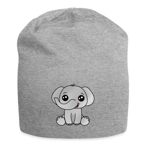 Elephant - Gorro holgado de tela de jersey