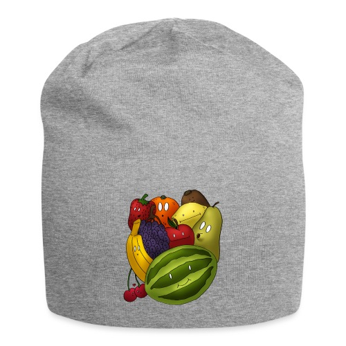 Happy Fruits - Jersey-Beanie