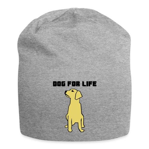 dog - Beanie in jersey