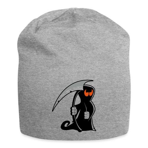 death - Beanie in jersey