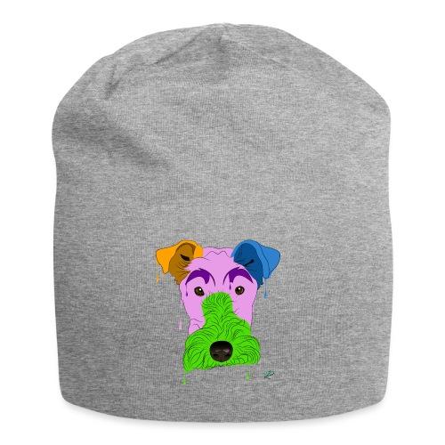 Fox Terrier - Beanie in jersey