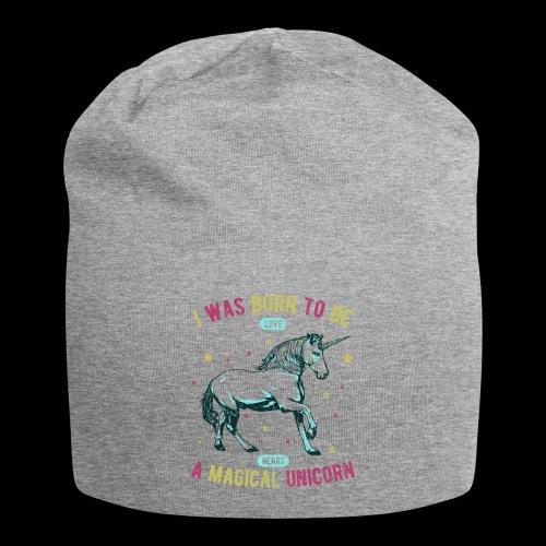 Magical Unicorn - Jersey-Beanie
