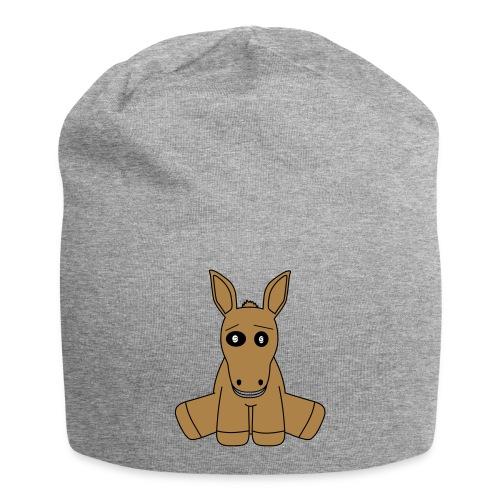 horse - Beanie in jersey
