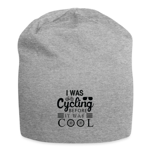 I Was Cycling - Jersey-Beanie