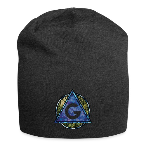 Grime Apparel Geo Print. - Jersey Beanie