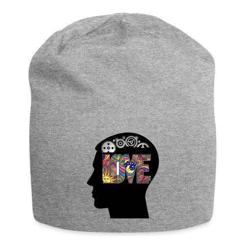 Love in my head - Jersey-Beanie