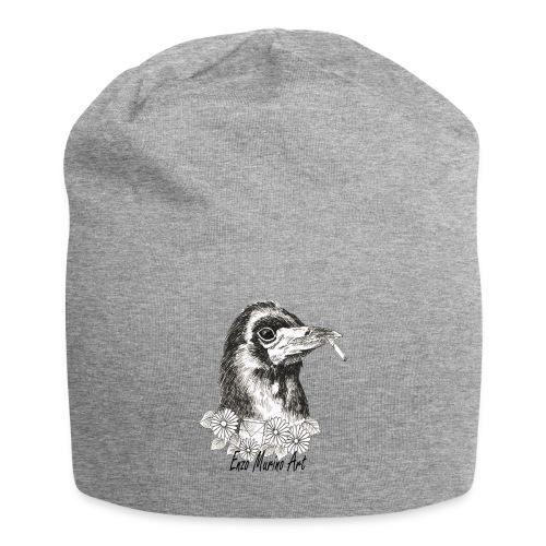 Corbeau la clope - Bonnet en jersey