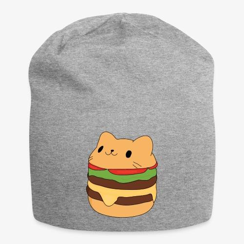cat burger - Jersey Beanie