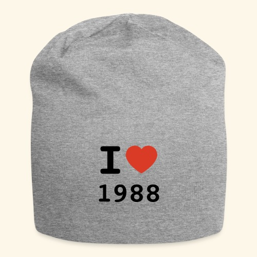 I Love 88 b 001 - Jersey-Beanie